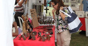 Muchas ventas en la pasada Feria Artesanal (FENART).