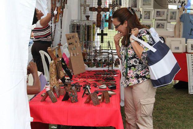 Muchas ventas en la pasada Feria Artesanal FENART