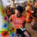 Artesanía de barro es una gran industria en Bonao