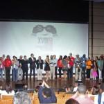 Entre celebraciones y reconocimientos concluye la XVIII Feria Internacional del Libro Santo Domingo 2015