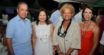 Andrés Pastoriza, Ilana Neuman,Sissy Bermudez,