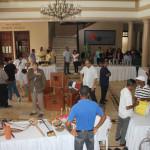 Ministerio de Cultura imparte taller fabricación de instrumentos tradicionales Dominicanos