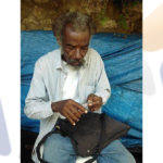 Sansón Batalla: Un artesano de sin igual talento que pasa  las crujías del  día a día