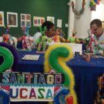 20 sectores vulnerables son beneficiados con artesanía de carnaval