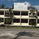 Se cae a pedazos edificación para escuela turística Infotep, Higuey