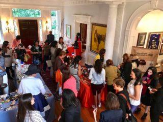 Embajada Dominicana en Washington celebra Bazar de artesanías dominicanas