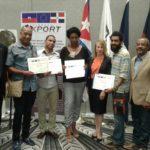 Puerto Rico. Artesanos dominicanos participan  en FERINART 2017 en Puerto Rico, del 7 al 15 de mayo.