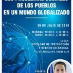 Jornada problemas sociales de los pueblos en un mundo globalizado